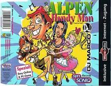 Musik Maxi CD  DJ Marco - Alpen Handy Man