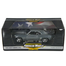 1:18 1969 Chevy Camaro Z/28 Rare Chase Car (unfinshed) by Ertl