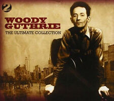WOODY GUTHRIE  Greatest Hits* Import 2-CD BOX SET *50 Orig Songs * NEW & SEALED