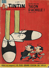 JOURNAL DE TINTIN N°654 - 4 MAI 1961 - ATTANASIO & GOSCINNY