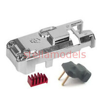 AWD-39 FET Heatsink & Crystal Mount Combo Set FOR KYOSHO MINI Z AWD [3RACING]