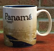 Starbucks City Mugs Global Icon Series Panama Panamá NEU mit SKU Nummer