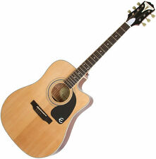 Epiphone PRO 1 Plus Ultra Acoustic Electric Guitar Nat PRO1 EEPUNACH1 w Warranty