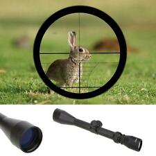 3-9X40 Adjustable Professional Riflescope Reticle Sight Scope for Shotgun Rifle