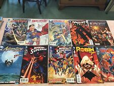LOT OF TEN DIFFERENT SUPER HERO COMIC BOOKS