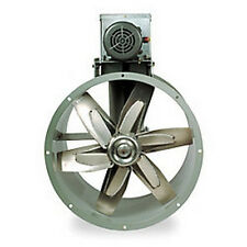 """Replacement 24"""" Tubeaxial Fan & Motor Kit for Paint Spray Booth Exhaust (7AF75)"""