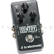 TC Electronic Sentry Noise Gate Multiband Suppressor Guitar Effects Pedal