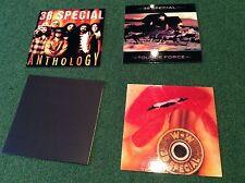 38 SPECIAL - SET OF 4 ROCK ALBUM COVER FRIDGE MAGNETS
