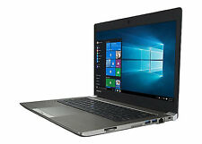 TOSHIBA PORTEGE Z30 i7-4600U 8GB RAM 256GB SSD Win10 Pro high-end