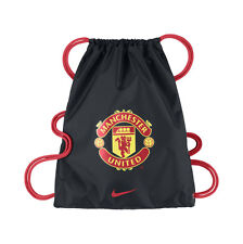 Nike Manchester United 2014-2015 Soccer Shoe Sack Gym Pack Fitness Bag Brand New