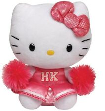 Hello Kitty Baby 15cm Plüsch Cheerleader Cool Kuscheltier Geschenk Neu 7140991