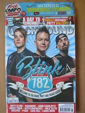 Rocksound August 2016 Blink 182 Biffy Clyro Paramore Good Charlotte Ghost Town