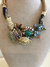 Stella and Dot Collage necklace