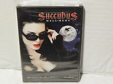 Succubus: Hell-Bent + The Hitchhiker (DVDs x 2) HORROR/THRILLER LOT - *NEW*