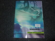 Rare Shimano UK Fishing Trade Tackle Catalogue 2003 + Price List