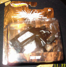 Hot Wheels The Bat From The Dark Knight Rises Movie 1:50 Scale Hard To Find Rare