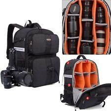 Waterproof Large Camera Backpack Outdoor Camcorder DSLR SLR Laptop Shoulders Bag