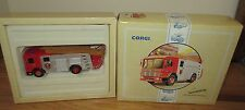 CORGI #97355 THE NOTTINGHAM AEC PUMP ESCAPE FIRE ENGINE,MINT IN BOX