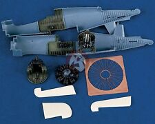 Verlinden 1/48 Vought F4U-1 / F4U-2 Corsair Superdetail Set (for Tamiya) 1220