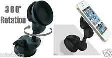 Mediasonic Dual Suction 360 Degree Mount Stand Holder for Phone Tablet eBook