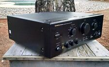 Onkyo Model A-809 Integra Integrated Stereo Amplifier R1 Tested Working EUC