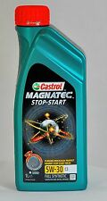 CASTROL MAGNATEC STOP-START 5w30 C3 FULLY SYNTHETIC OIL  - 1LTR