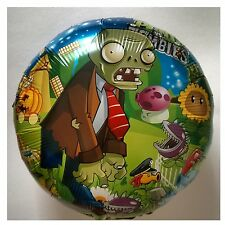 US SELLER 5 pcs PLANTS VS ZOMBIES GARDEN WALFARE MIX BALLOON PARTY DECORATION