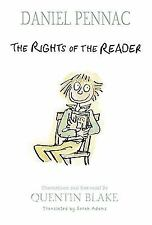 The Rights of the Reader, Daniel Pennac, Good Condition, Book