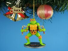 CHRISTBAUMSCHMUCK Ninja Turtles Michelangelo Ornament Home Deko K1254 A1