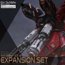 1/100 MG Sazabi ver ka backpack conversion (infinite demension). USA Seller!