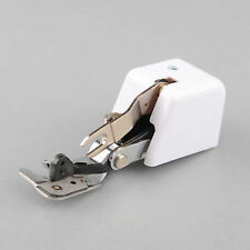 Side Cutter (Cut & Hem) Foot for all Automatic Sewing Machines.