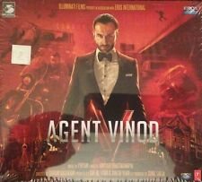 AGENT VINOD    - NEW BOLLYWOOD SOUNDTRACK CD - FREE UK POST