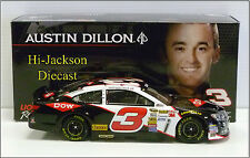 AUSTIN DILLON 2014 #3 DOW AUTOMOTIVE NASCAR DIECAST ROOKIE RACE CAR 1/24