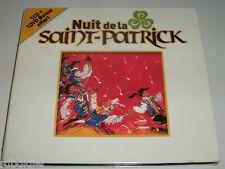 NUIT DE LA SAINT PATRICK  CELTIQUE  BRETON   DIGIPACK     CD + DVD