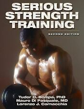 bodybuilding book Serious Strength Training muscle builder book 2nd edition