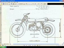 MONTESA 360 CAPPRA VB OPERATIONS & PARTS MANUAL for Motorcycle Service & Repair