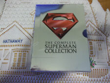 Complete Superman Collection (DVD, 2001, 4-Disc Set)