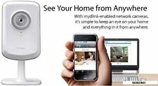 Easy Wireless Surveillance Camera W/Smart Phone, iPhone & Laptop Remote Viewing