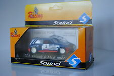 SOLIDO RACING FRANCE REF 1908 RENAULT 5 TURBO MAXI NEUF EN B MINIATURE 1/43