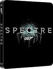 Spectre 007 Bond - Limited Edition Steelbook (Blu-ray) BRAND NEW!!