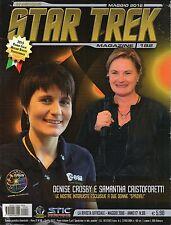 Star Trek Magazine 2016 98 Maggio#Denise Crosby & Samantha Cristoforetti,kkk