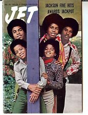 Jet Magazine Dec 24 1970 Jackson Five Hits Awards Jackpot Johnson Publication