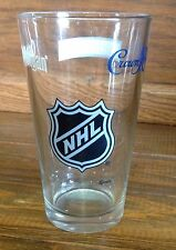 NHL 16 oz Highball Glass Smirnoff Vodka, Crown Royal Whisky, Captain Morgan Rum