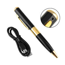 Spy Pen HD Video Hidden Pinhole Security Camera Surveillance USB2.0 1280X1024