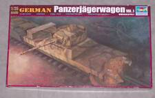 Trumpeter 1:35 #368 German Panzerjagerwagen Vol.1  New