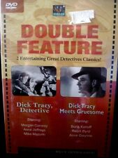 Dick Tracy Double Feature: Dick Tracy, Detective/ Dick Tracy Meets Gruesome...