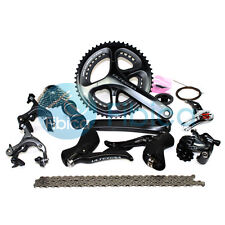 New Shimano Ultegra 6800 Road 11-speed 53/39T Full Groupset Group 11-25t 172.5mm