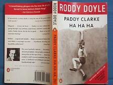 BOOK PADDY CLARKE HA HA HA RODDY DOYLE PAPERBACK PENGUIN 1993 PRINTED 1995