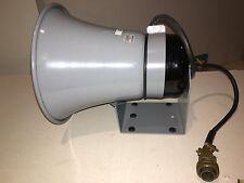 BRAND NEW Federal Signal Model SA24-1Z Siren Horn Speaker