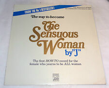The Way To Become The Sensuous Woman by J  [Unplayed Copy]
